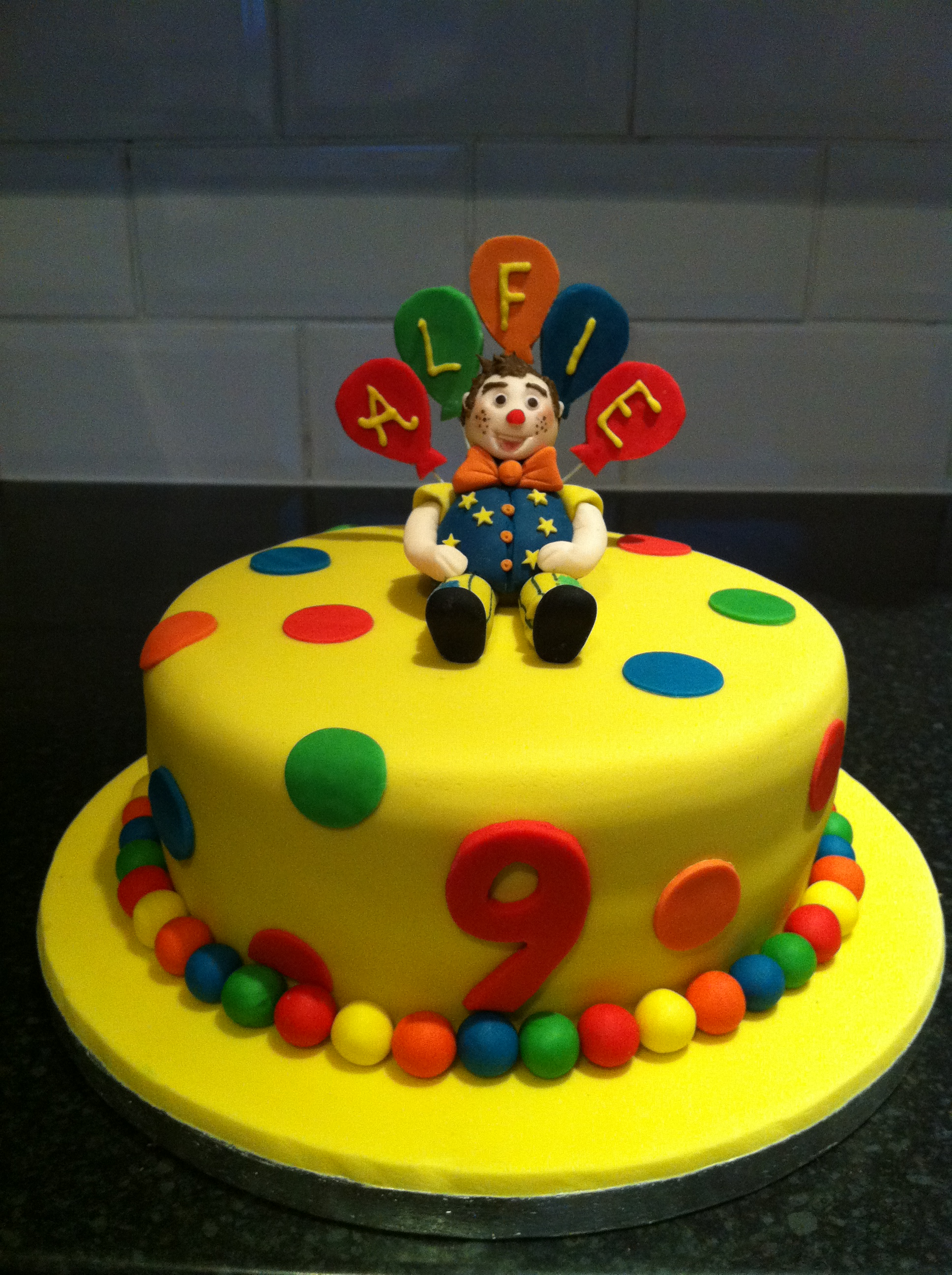 Mr tumble cake cake ideas and designs